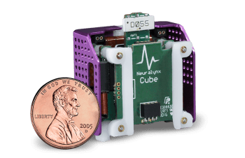Cube2 Wireless Electrophysiology Device