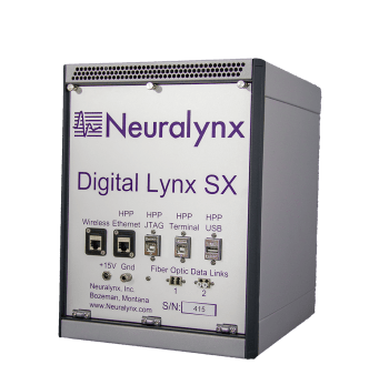 Digital Lynx 4SX from Neuralynx