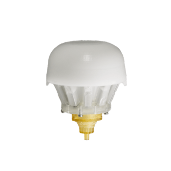 Halo-10 with protective cap (Omnetics Style Connector)