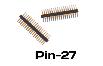 Pin-27 included with HS-27-Mini