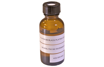 Platinum Black Plating Solution