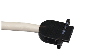 µDB25 connector of Tether Extension